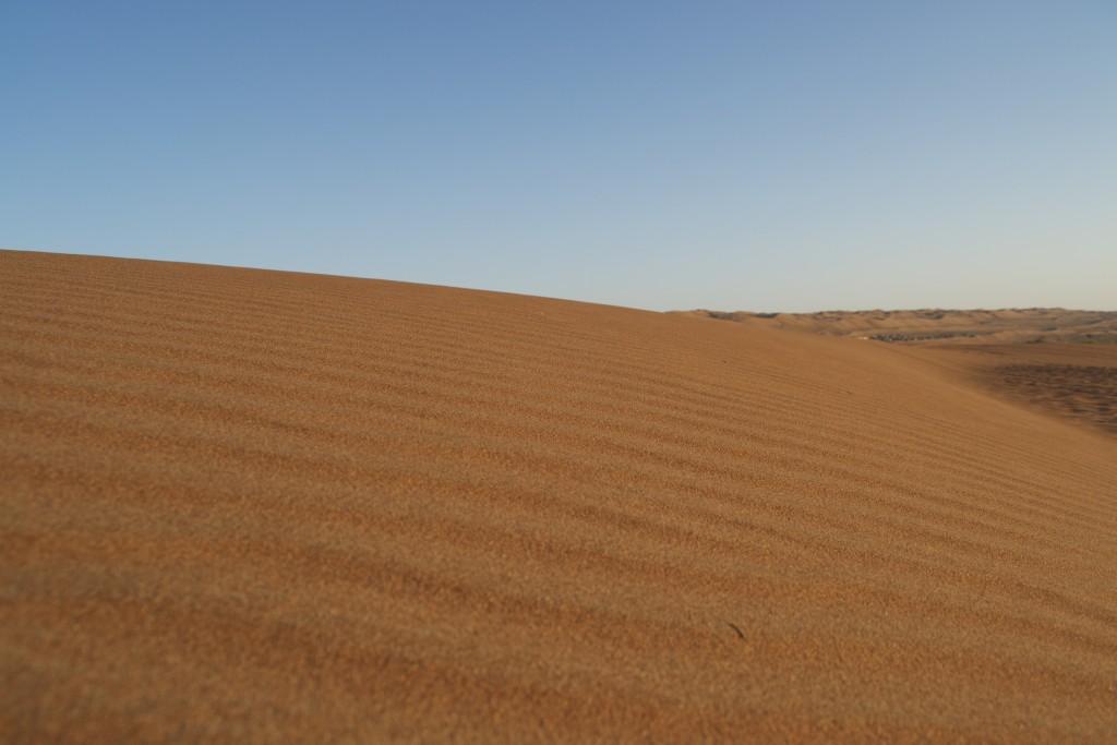 Actividades de Montaña - Desierto de Omán