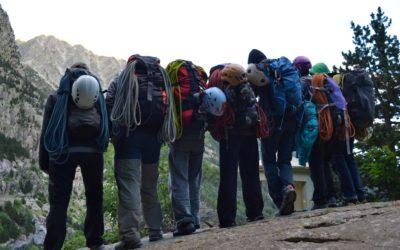 Una profesión de montaña: el guía